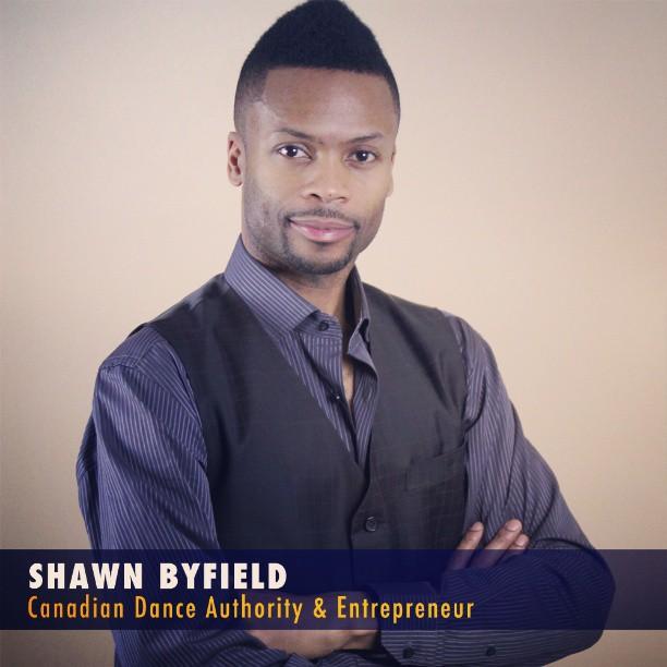 Shawn Byfield Toronto photographer & dance expert