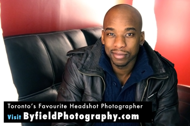 Professional headshots photographer Toronto