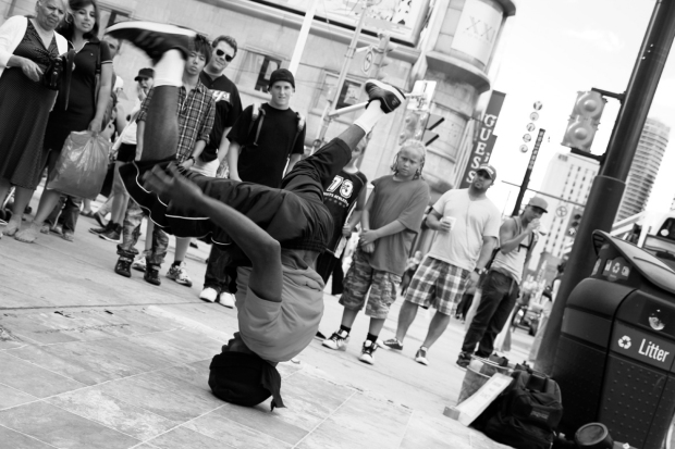 Toronto photographer for dancers
