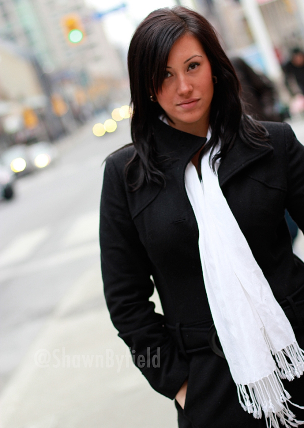Toronto portrait photographer Shawn Byfield
